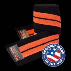 Max RPM knee wraps