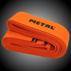 METAL Orange Knee Wraps 2,0 M