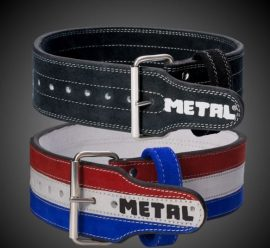 METAL Powerlifting Belt (IPF approved)